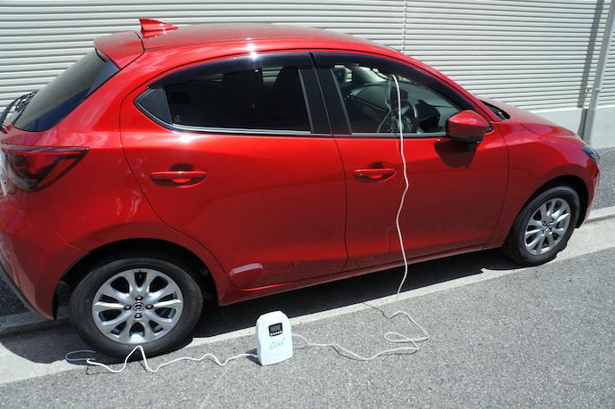 車内の消臭方法3