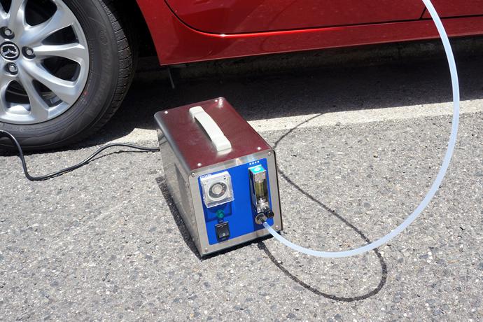 車内の消臭方法5