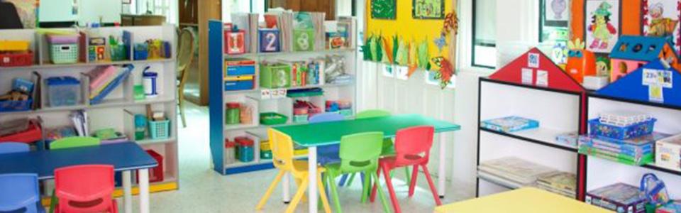 幼稚園・保育園の消臭・除菌